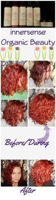 innersense organic beauty curly hair review