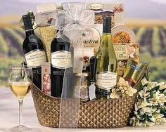 "Every wine lover should have a ""go to"" place for sending the perfect wine gift baskets."