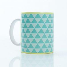 Krasilnikoff Gobelet Happy Mug Daisy rosa Tasse Porcelaine Café Tasse