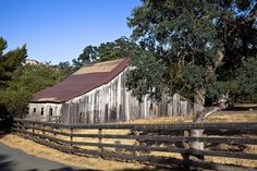 Old Barn - Contra Costa County - Tom Moyer
