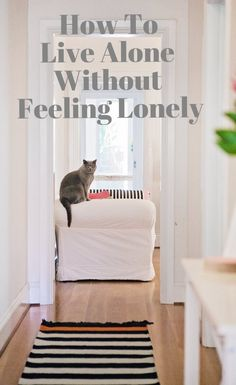 rePinning for the comments on the article; lots of great feedback from folks happily living alone (and not lonely)