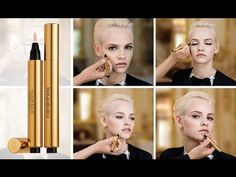 ▶ HOW TO: REALLY USE YSL TOUCHE ECLAT - A FULL DEMO - YouTube