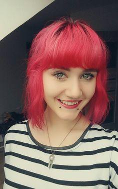 Pink hair ♥