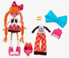 New Age Mama: Lalaloopsy Girl's Spotlight - PIX E. FLUTTERS, Bea Spells-A-Lot, Crumbs Sugar Cookie - Coming SOON!