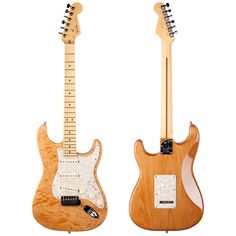 Fender Custom Shop American Design Strat (Tea Stain)