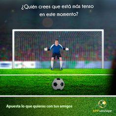 Hemos tenido varias definiciones por penales, ¿Quién estaría más tenso en ese momento golero o el que patea? #Brazil2014