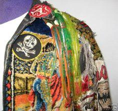 Marko jacket Lost Boys