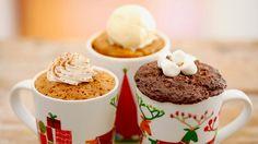 Seasonal Microwave Mug Cakes (Egg Free Recipes) - Gemma's Bigger Bolder ...