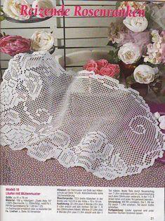 World crochet: Tablecloth 77