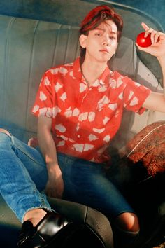 BAEKHYUN - THE WAR KOKOBOP - ITUNES BOOKLET