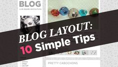 Business Tips Archives - Page 2 of 3 - A Beautiful Mess Web Design, Layout Design, Media Design, Blog Tips, Blog Layout, Beautiful Mess, Digital Scrapbook Paper, Business Tips, Making Ideas