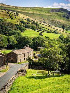 Swaledale, Yorkshire Dales.