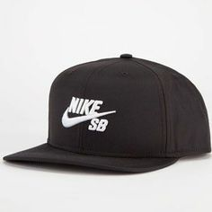 NIKE Icon Mens Snapback Hat