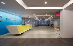 Summit Consulting Offices by DBI Architects, Washington DC » Retail Design Blog