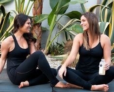 Looking to take your fitness up a notch but don't want to go solo? Enlist a friend for this great pilates workout meant for partners on The Chalkboard Mag!