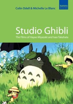 Studio Ghibli by Colin Odell. $9.56. Author: Colin Odell. Publisher: Kamera Books (March 26, 2009). 160 pages
