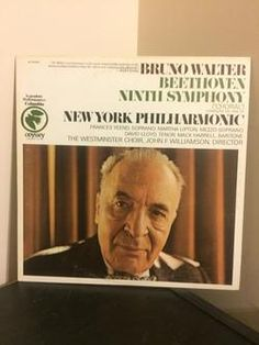 """REWIND: Retro Resale storefront currently featuring mint condition 33 rpm vinyl records. """"In 1977, Bruno Walter directed the New York Philharmonic: Beethoven Ninth Symphony in disco mode """"A Fifth of Beethoven"""", keeping Beethoven relevant as music hustled into the disco era"""""""