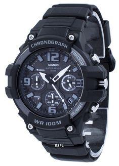 Quartz Men's Watch Mens Watches Online, Watches For Men, Authentic Watches, Casio Watch, Chronograph, Quartz, Stuff To Buy, Accessories, Products