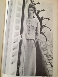 Marella Agnelli. From The Fashionable Savages by John Fairchild