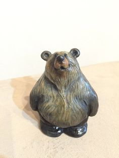 Tubby by bearcountrybears on Etsy
