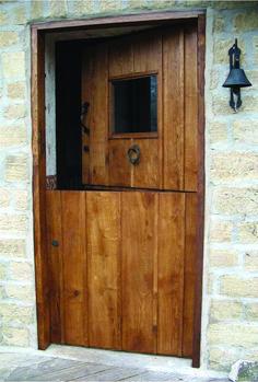 Crazy dutch door inside only in home design site Home Design, La Croix Valmer, Doors Galore, Half Doors, Front Doors, Cottage Door, External Doors, Interior Barn Doors, House Front