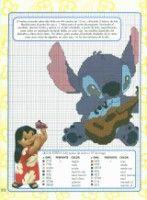 Gallery.ru / Фото #20 - punto de cruz Disney 2 - anfisa1