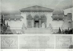 Competition design for a Museum Entrance