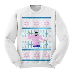 Ugly Hanukkah sweaters aren't easy to come by. | 17 Struggles Of Being A Jew On Christmas