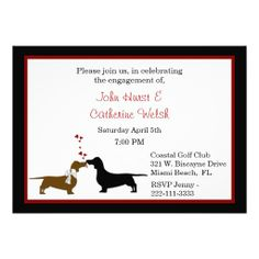 =>quality product          	Whimsical Dachshunds Engagement Party Invitation           	Whimsical Dachshunds Engagement Party Invitation in each seller & make purchase online for cheap. Choose the best price and best promotion as you thing Secure Checkout you can trust Buy bestDeals          	...Cleck See More >>> http://www.zazzle.com/whimsical_dachshunds_engagement_party_invitation-161052263448782088?rf=238627982471231924&zbar=1&tc=terrest