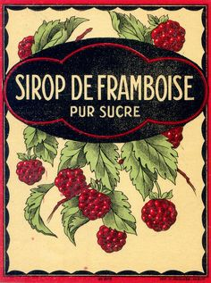 sirop framboise 2 by pilllpat (agence eureka), via Flickr