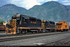 RailPictures.Net Photo: DRGW 3018 Denver & Rio Grande Western Railroad EMD GP30 at Provo, Utah by James Belmont