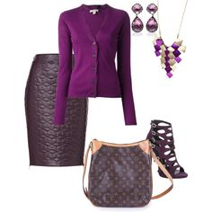 """Middle of the week outfit"" by bsimontwin on Polyvore"