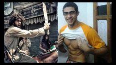 شاب مصري يهجر