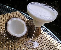 Make it at Home: Coconut Margarita | Here & Now | The Official Blog of Now Resorts & Spas