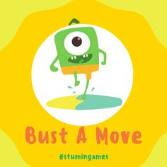 """Have a strong dance game? Play the hilarious and awesome, """"Bust A Move"""" with your group! Youth Group Activities, Group Games For Kids, Icebreaker Activities, Icebreakers, Mixer Games, Camping With Teens, Test Games, Dance Games, Youth Conference"""