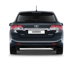 Toyota Avensis Toyota Avensis, Rear View, Car, Vehicles, Automobile, Autos, Cars, Vehicle, Tools