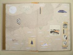 Sólo Quedan Las Alturas / Registros Espaciales by Krysthopher Woods, via Behance