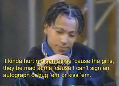 It's really hard when you can't please everyone. Pleasing Everyone, 90s Hip Hop, Really Hard, When You Can, I Cant, Hug, It Hurts, Fashion, Moda