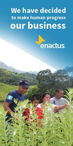 We are Enactus!