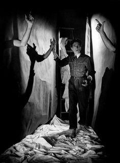 -Jean Cocteau(The Paris Review, 1964)  Photo by Philippe Halsman (via)