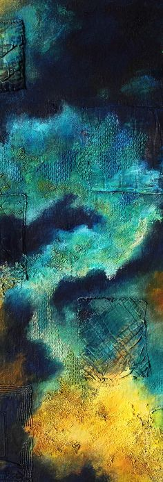 Caro Ramsey, textile artist. Inspired by Japanese boro and shibori  | GALLERY