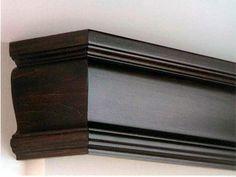 wooden valances | Vinyl Roller Blinds, Blackout Roller Shades | Mississauga, Oakville ...