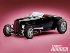1929 Ford Roadster - Street Rodder Magazine