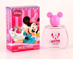Minnie Mouse is a refreshing, Oriental-floral fragrance released in the year 2000 by Disney. This feminine scent contains a blend of citrus lemon, sweet spice, and fresh florals.