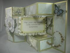 Tri-shutter card by jray - Cards and Paper Crafts at Splitcoaststampers