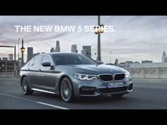 04 February 2017: The new BMW 5 Series. Ambition, raised.