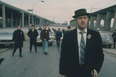 "Gene Hackman as Popeye Doyle in ""The French Connection""."
