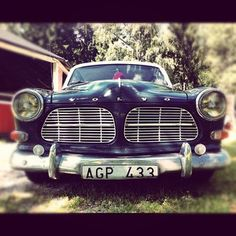 Volvo Amazon from the #secretvintageproject