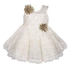 Buy stylish and trendy dresses for kids girls, toddler and little ones. Baby Couture India is one stop shop online to buy latest and stylish dresses for children online in India. Frocks For Girls, Dresses Kids Girl, Flower Girl Dresses, Baby Dress Online, Dresses Online, Girls Party Wear, Party Kleidung, Baby Couture, Stylish Dresses