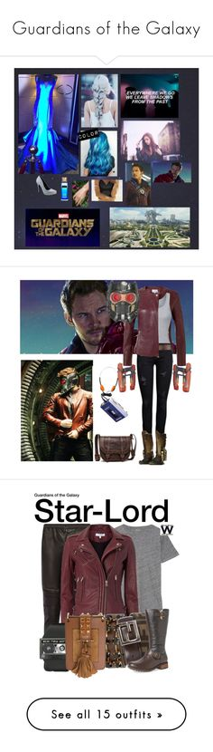 """Guardians of the Galaxy"" by medieval-style ❤ liked on Polyvore featuring Michael Antonio, Hot Topic, Azzy London, Jigsaw, Splendid, ONLY, Belstaff, Frye, Sony and Marvel"